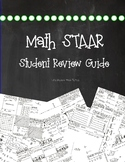 5TH GRADE STAAR MATH REVIEW PACKET {2018}