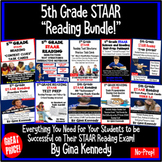 5th Grade STAAR Reading Test-Prep BUNDLE
