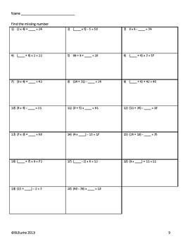 5th & 6th - 2 Winter/Christmas Math Coloring Activities! - Xmas Tree & Menorah