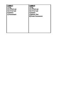 5th-6th Grade Team Handball Unit