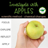 5th - 6th Investigate with Apples - Chemical Changes and Scientific Method