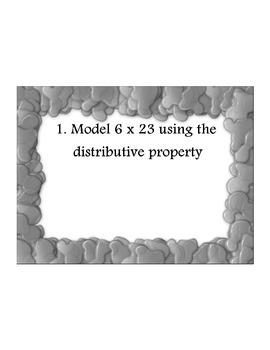 5th ActivExpression 20 question review-Mult, Div, OoO - 5.OA.A.1, 5.NBT.A.1,2, +
