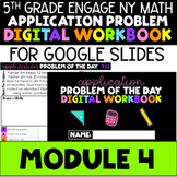 5th Application Problems - Engage NY Module 4 - Distance L