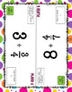 Task Tents™: Fractions {5th Grade}