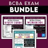 5th Edition BCBA Exam Study Guide BUNDLE | Workbook + Stud