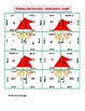 5th (Fifth) Grade Common Core- Christmas Metric System Length Unit Puzzle