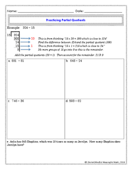 Multiplication & Division Activities and Practice Sheets