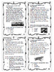 "5th Grade Reading Context Clues, 40 ""Short Passages"" Task Cards"