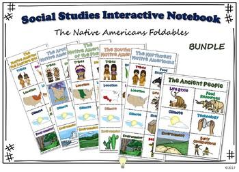 Social Studies Chapter 2 The Earliest People US History BUNDLE
