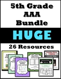 5th Grade AAA Resource Bundle