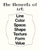 5th Grade Art Sketchbook