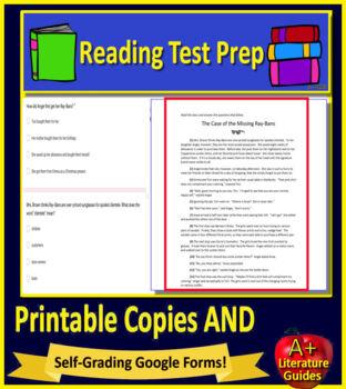 5th Grade AzMerit Test Prep Practice Tests for Arizona