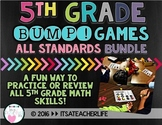 5th Grade BUMP Games - All Standards BUNDLE!