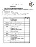 5th Grade Band Karate List