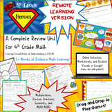 5th Grade Beginning of the Year Review--REMOTE edition