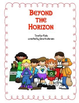 "5th Grade Treasures Reading Unit 3 Week 3 ""Beyond the Horizon"""