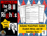 The Bill of Rights for Kids--5th Grade PowerPoint, Guided