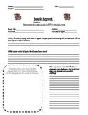 5th Grade Book Report (Fiction)