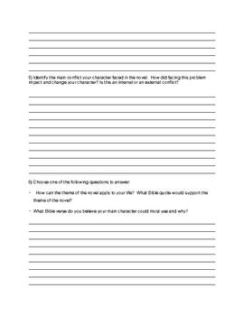 5th Grade Book Reports