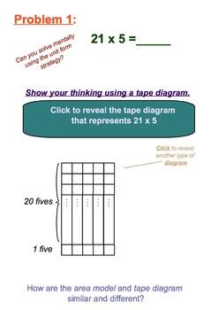 5th Grade CC Math Module 2 Topic B Lessons 3-9