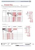 5th Grade CC Math Module 1 Topic F Dividing Decimals
