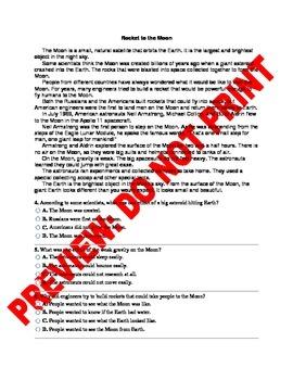 5th Grade CCSS Cause & Effect Assessment