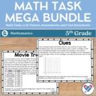 Math Bundle 5th Grade ALL Standards