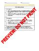 5th Grade CCSS Visual Elements Assessment Bank