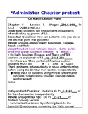 5th Grade Chapter 5 Go Math Lesson Plans