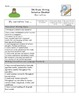 5th Grade Child Friedly Narrative Rubric and Checklist