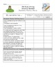 5th Grade Child Friedly Realistic Fiction Rubric and Checklist