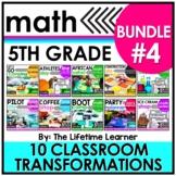 5th Grade Room Transformations | Bundle #4