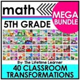 5th Grade Classroom Transformations | Mega Bundle