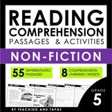 5th Grade Close Reading - Informational