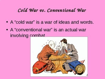 5th Grade --- Cold War: Arms Race
