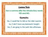 5th Grade Comma Scoot