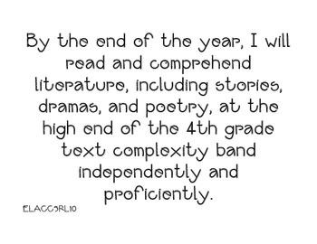 5th Grade Common Core Bundle - Student Friendly