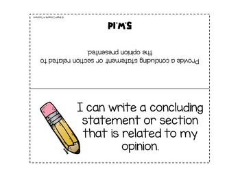"""5th Grade Common Core """"I Can"""" Standards Posters {ELA ONLY}"""