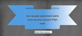 5th Grade Common Core Interactive School Year Lesson Plan Tool