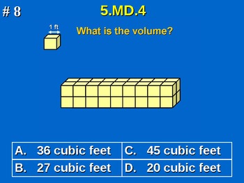 5th Grade Common Core Math 5 MD.4 Measurement and Data 5.MD.4