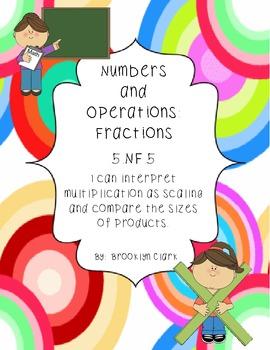 Unit 5: Fractions and Decimals
