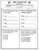 5th Grade Common Core Math Assessments: Number and Operations in Base Ten