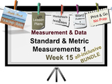 Week 15 Measurement 5th Grade Common Core Math EDI Lesson Plans