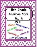 5th Grade Common Core Math - Module 10