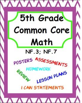 5th Grade Common Core Math - Module 6