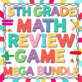 5th Grade Math Review - 5th Grade Game Show Review