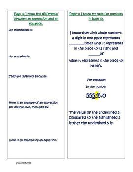 5th Grade  Math Student Book Bundled Set: Fractions, Decimals, More!
