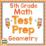 5th Grade Common Core Math Test Prep - Geometry