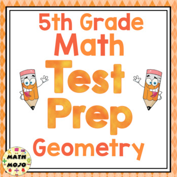 5th Grade Common Core Math Test Prep - Geometry