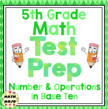 5th Grade Common Core Math Test Prep - Number and Operations in Base Ten
